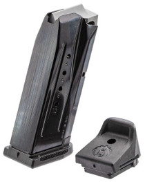 Ruger Security-9 Compact Magazine 9mm, Steel Black, 10rd