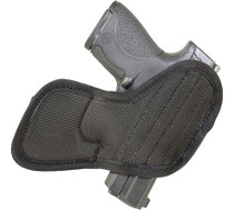 Crossfire Shooting Gear Holster, Vapor Air For Sub-Compact / Shield, RH, Black