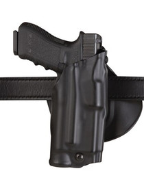 Safariland ALS Paddle Holster, Thermoplastic, Fits Sig P239, Black