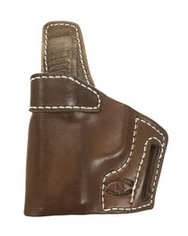 Zack Davis Leather Holster, Left Hand, Fits Kahr PM9