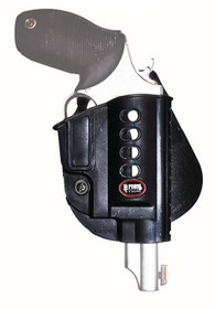 Fobus Evolution 2 Series Paddle Holster For Taurus Judge, Right Hand, Black