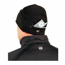 Blackhawk Fleece Watch Cap With Zippered Media Pocket