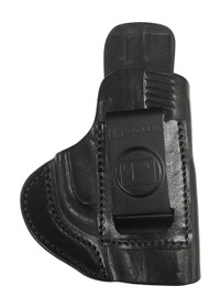 Tagua Inside Pants Holster, Fits Kahr PM9/PM40, Right Handed, Black