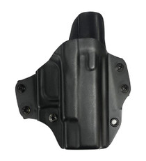 Tagua Elcipse Holster, OWB, Fits Glock G26/27/33, Right Hand, Black