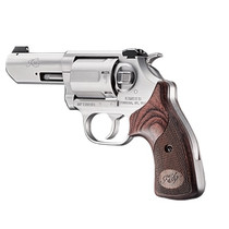 "Kimber K6S DASA, .357 Mag, 3"" Barrel, 6rd, Walnut Grip, Stainless Steel"
