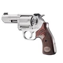 "Kimber K6S DASA, .357 Mag, 3"" Barrel, 6rd, Walnut Grip, Stainless Steel"