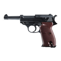 "Umarex Walther P38, .177 BB, 4.75"" Barrel, 20rd, Brown/Black"