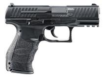 "Umarex Walther PPQ, .177 Pellet/BB, 3.9"" Barrel, 8rd, Black"