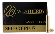 Weatherby 6.5-300 Weatherby Magnum 140gr Hunting, Very Low Drag, 20rd Box