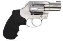"Colt Mfg King Cobra Carry Revolver 357 Mag/38 Special 2"" SS Barrel Black Hogue Overmolded Grip"