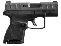 """Beretta APX, 9mm, 3.07"""" Barrel, 6rd/8rd, Black"""