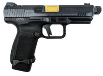 "Canik TP-9 Elite Combat Executive, 9mm, 4.75"" Barrel, 15rd, Salient Arms Upgrades, Black"