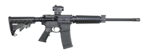 "Smith & Wesson M&P15 Sport II OR CTS-103 Red Dot 5.56mm, 16"" Armorite Barrel, 6-Position, 30rd"
