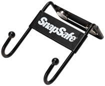 SnapSafe Safe Hook Magnetic Steel Black