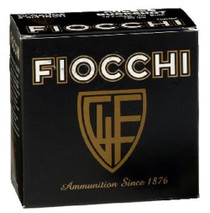 "Fiocchi High Velocity 12 Ga, 2.75"", 1-1/4oz, 4 Shot, 25rd/Box"