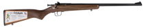"Crickett Single Shot Walnut 22 WMR, 16.125"" Barrel, American Walnut Stock, Blued, 1rd"