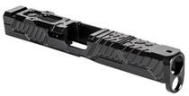 Zev Technologies Orion RMR Glock 17 Gen3 Slide, DLC Finish