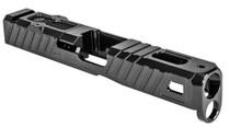 Zev Technologies Omen RMR Glock 19 Gen3 Slide, DLC Finish