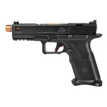"Zev Technologies O.Z-9 Standard 9mm, 4.49"" Bronze Barrel, 17rd Mag"