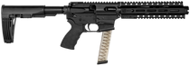 "Diamondback DB9 AR Pistol 9mm 7.5"" Barrel, Black, 31rd"