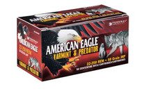 Federal American Eagle 223 Rem 50gr JHP, 50rd Box