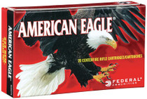 Federal American Eagle 223 Rem 75gr, TMJ, 20rd/Box