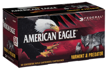 Federal American Eagle 6.8mm Rem SPC 90gr, JHP, 50rd/Box