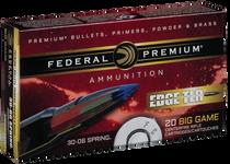 Federal Edge TLR 30-06 Springfield 175gr Terminal Long Range, 20rd Box