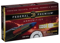Federal Edge TLR 308 Win/7.62mm 180gr, Terminal Long Rang, 20rd/Box