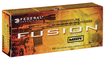 Federal Fusion MSR 300 Blackout 150gr, Soft Point, 20rd Box