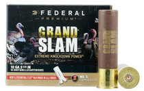 "Federal Grand Slam Turkey 10 Ga, 3.5"", 2 oz, 5 Shot, 10rd/Box"
