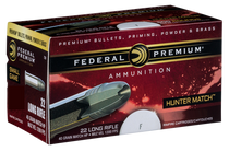 Federal Hunter Match 22 LR 40gr, Hunter Match, 50rd/Box