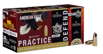 Federal Personal Defense 40 S&W 180gr Full Metal Jacket, 120rd Box