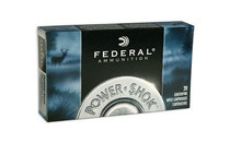 Federal Power-Shok 270 Win 130gr, Copper, 20rd/Box