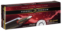 Federal Premium 7mm Win Short Mag 160gr, Nosler AccuBond, 20rd/Box