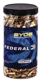 Federal Small Game Target BYOB 17 HMR 17gr, Speer TNT Jacketed Hollow Point (JHP) 250rd/Box