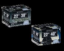 Federal Target Range Pack 22 LR 40gr, Lead Round Nose, 275rd/Box