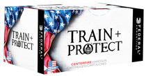 Federal Train and Protect 45 ACP 230gr, Verstile Hollow Point, 50rd/Box