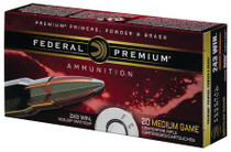 Federal Vital-Shok 243 Win 90gr, Nosler AccuBond, 20rd/Box