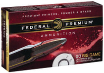 Federal Vital-Shok 6.5 Creedmoor 140gr, Nosler AccuBond, 20rd/Box