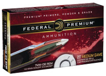 Federal Vital-Shok 7mm-08 Rem 140gr, Nosler AccuBond, 20rd/Box