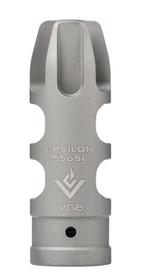 "Aero Precision VG6 Epsilon Brake 556SL Bead Blasted Stainless Steel 14.5"" Rifle Build"
