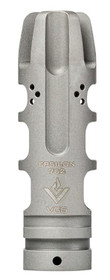 Aero Precision VG6 Epsilon Brake 7.62 Bead Blasted Stainless Steel