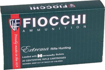 Fiocchi Centerfire Rifle Extrema Hunting 308 Winchester (7.62 NATO) Tipp 168gr 20rd/Box