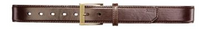"5.11 Men's Leather Casual Belt, 1.5"", Classic Brown, Small"