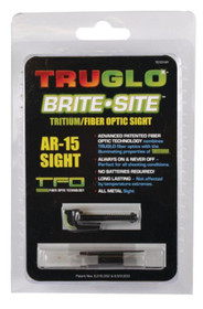 Truglo Tritium Fiber Optic Front Sight AR-15