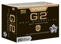 Speer Ammo Gold Dot 40 S&W 180gr, G2, 20rd Box
