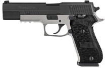 "Sig P220 Match Elite 10mm, 5"" Barrel, Night Sights, DA/SA, Black/Stainless, 8rd"