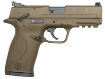 """Smith & Wesson M&P 22 Compact 22 LR, 3.6"""", 10rd, Flat Dark Earth"""