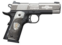"Browning 1911-380 Black Label, .380 ACP,  4.25"" Barrel, 8rd, Pearl Grips, Black/Stainless"